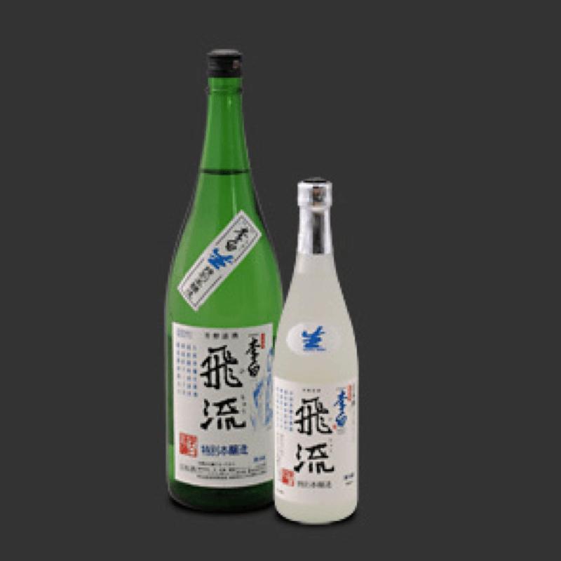李白 特別本醸造 飛流(生)