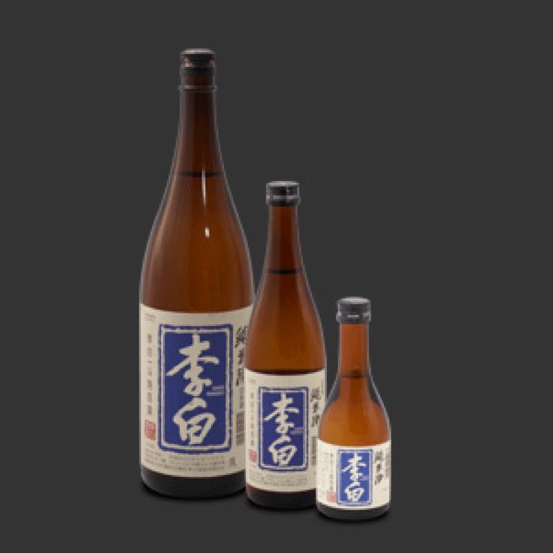 李白 純米酒