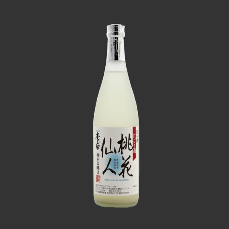 李白 特別本醸造 にごり酒 桃花仙人
